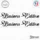 2 Stickers Business Edition XL sticks-em.fr