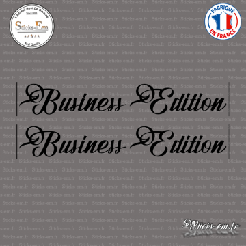 2 Stickers Business Edition