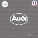 Sticker Audi Sticks-em.fr Couleurs au choix