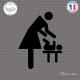 Sticker Nursery WC sticks-em.fr