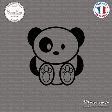 Sticker JDM Ours Panda