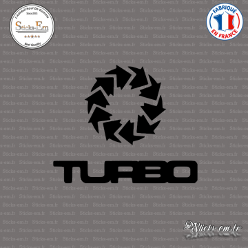 Sticker Turbo