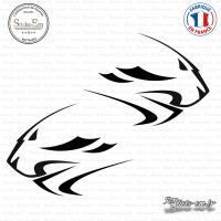 2 Stickers Aprilia Lion sticks-em.fr