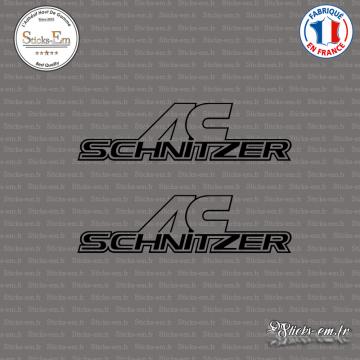 2 Stickers BMW AC Schnitzer