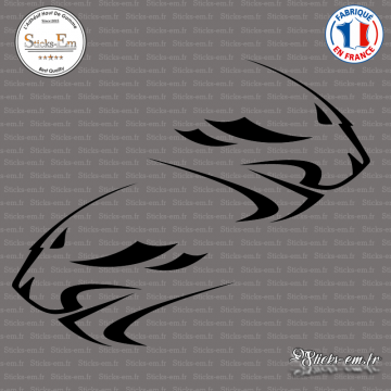 Sticker Aprilia Lion