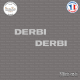 2 Stickers Derbi sticks-em.fr