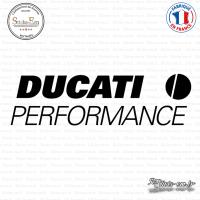 Sticker Ducati Performance Sticks-em.fr Couleurs au choix