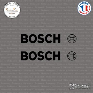 2 Stickers Bosch