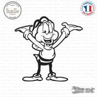 Sticker Petit Lutin