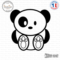 Sticker Ours Panda