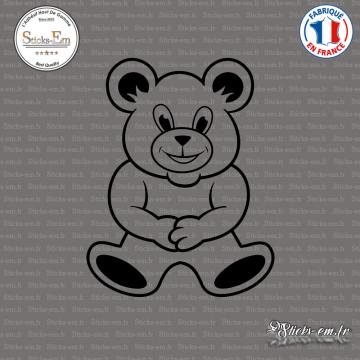 Sticker Teddybear
