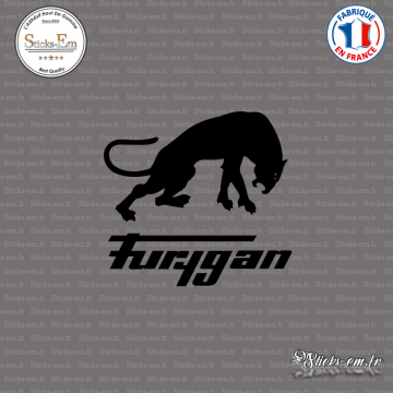 Sticker Logo Furygan