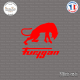 Sticker Logo Furygan Sticks-em.fr Couleurs au choix