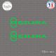 2 Stickers Gilera sticks-em.fr