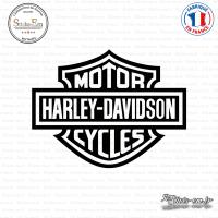 Sticker Harley Logo sticks-em.fr