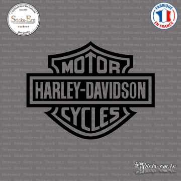 Sticker Harley Logo