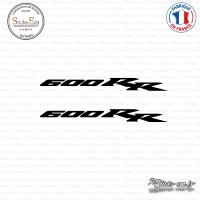 2 Stickers 600RR sticks-em.fr