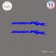 2 Stickers 600RR Sticks-em.fr Couleurs au choix