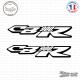 2 Stickers 900CBR