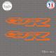 2 Stickers 900CBR sticks-em.fr