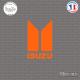 Sticker Isuzu Sticks-em.fr Couleurs au choix