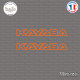 2 Stickers Kayaba Sticks-em.fr Couleurs au choix