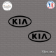 2 Stickers kia sticks-em.fr