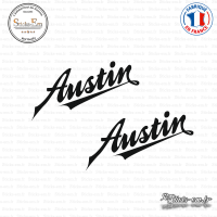 2 Stickers Austin