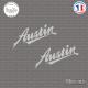 2 Stickers Austin Sticks-em.fr Couleurs au choix