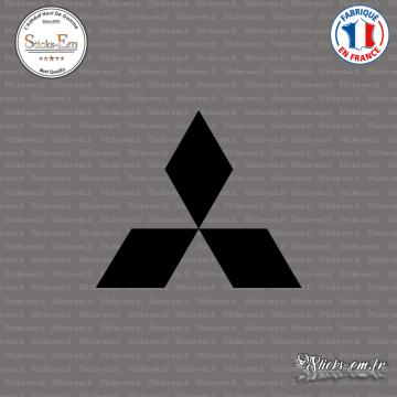 Sticker Mitsubishi logo
