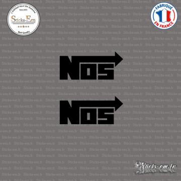 2 Stickers NOS