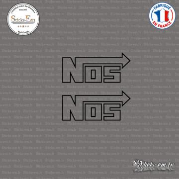 2 Stickers NOS V2