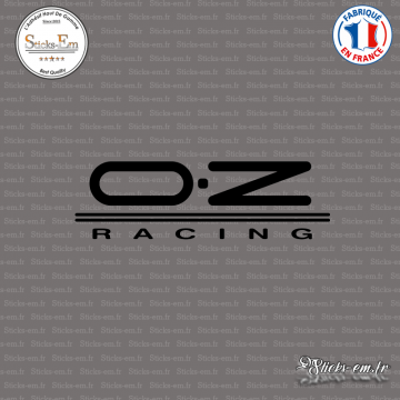 Sticker OZ racing