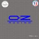 Sticker OZ racing sticks-em.fr