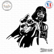 Sticker Darth Vader Sticks-em.fr Couleurs au choix