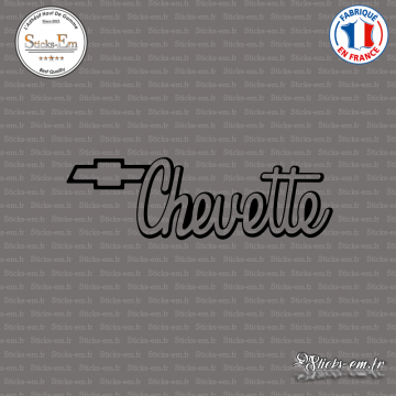 Sticker Chevette
