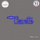 Sticker Chevette Sticks-em.fr Couleurs au choix