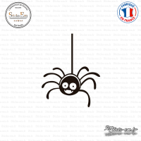 Sticker Araignée Sticks-em.fr Couleurs au choix