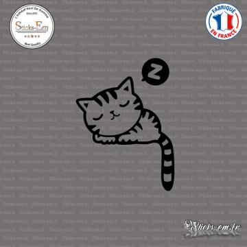 Sticker Chaton