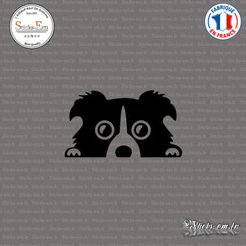 Sticker Chiot