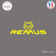 Sticker Remus Sticks-em.fr Couleurs au choix