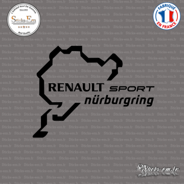 Sticker Renault Nurburgring