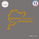 Sticker Renault Nurburgring Sticks-em.fr Couleurs au choix