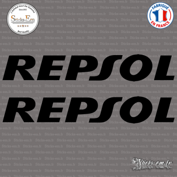 2 Stickers Repsol XXL