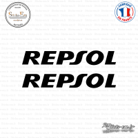 2 Stickers Repsol Sticks-em.fr Couleurs au choix