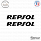 2 Stickers Repsol