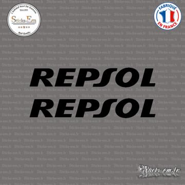 2 Stickers Repsol