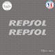 2 Stickers Repsol Sticks-em.fr Couleurs au choix