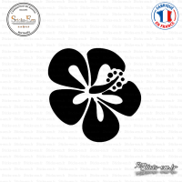 Sticker Flor Surf sticks-em.fr