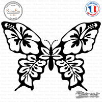 Sticker Butterfly Sticks-em.fr Couleurs au choix